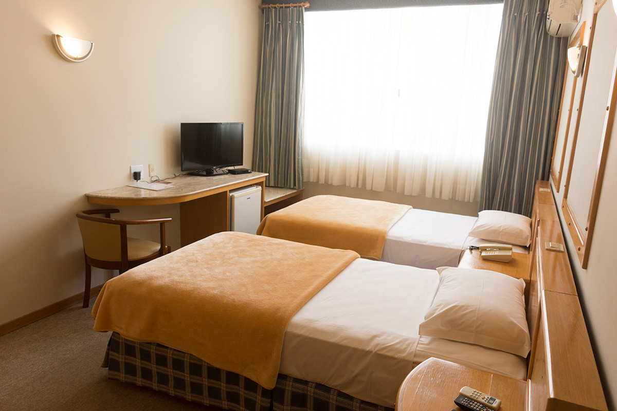 Apartamento Double Luxo Superior